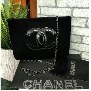 New chanel vip precision beaut bag.
